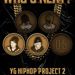 [YG HIPHOP PROJECT 2 MASTA WU] originally posted by http://t.co/iSdLDTqQx9 #MASTAWU http://t.co/KgYND2h0Xf