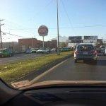 #TraficoMTY Continúa carga vehicular de Carr. Miguel Alemán con dirección al norte. Vía @viaCICmty http://t.co/24DL6dXhhV
