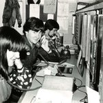 Its time for another #throwbackthursday photo from our archives. The phone room has changed a lot since then! #tbt http://t.co/kvclcjRcR1