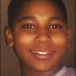 Here, a 12 year old that didnt get to see the parade either.Not frightened, just murdered. #TamirRice #StopTheParade http://t.co/3nvVBrTZUr