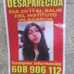"#Colabora y RT Buscamos a Andrea, #menor #desaparecida en #Vilagarcía #Pontevedra #062 http://t.co/keelH0ebMB http://t.co/EscvTE8nXa"""