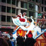 Santa and Mrs Claus spread Christmas Cheer at @6abcTDP #6abctdp http://t.co/dzn5VuG3o2