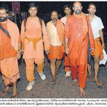 Christian Missionary dressed up as Hindu Sadhu, if this is not FRAUD what is this ? http://t.co/l1lj7xjJzE