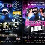 PINTO WEEK END TOUR ???? Vendredi 5 Décembre #Lyon et Samedi 6 Décembre #SaintEtienne @ThisisPinto #Francia #LMDT http://t.co/VgEKFVkW9r