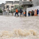 """@UNRWA has declared an emergency in #Gaza City following extreme weather and severe flooding in the last 48 hours. http://t.co/o1ApurYROJ"""