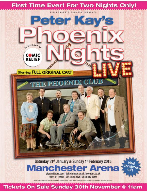 The Phoenix is rising for Comic Relief http://t.co/yALT0wCuH4 #PhoenixNightsLive http://t.co/MAw7UUBxPV