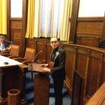 #julesdeelder is burgemeester van #rotterdam !!!!!! http://t.co/ypgOPgJrIK