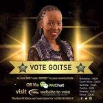 Good Evening Team Goitse...We ar on a mission..Idris aint part of it! STAY FOCUSED!! Vote Goitse #BBHotshots http://t.co/JYKZa3epIo