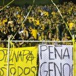 #SiTeLoPerdiste: El futbol boliviano se solidariza con #Ayotzinapa http://t.co/2BeHDtuwN4 http://t.co/2juP5cVx8X