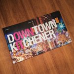 . @DTKitchener mag about to hit the streets-eye opening read front to bck! Stunning art direction @ccperri  #dtklove http://t.co/6DmiMpHlz7
