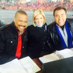 Great to have @JohnQABC joining us!@rickwilliams6 #6abcTDP http://t.co/tmF3AkrI9R