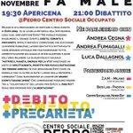 #Padova stasera dibattito #ExpoFaMale @global_project @padovaoggi @mattinodipadova @ITnewsPD @MILinMOV @NoExpo2015 http://t.co/WxdJ9VXP02