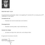 Zojuist heeft #raad010 deze motie aangenomen van Jules Deelder. http://t.co/6UwLqNchG3