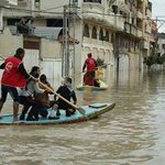 The flooding occurred in #Gaza #today. #Gaza_is_sinking #SAVEGAZA http://t.co/fJOM7UwOkv