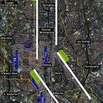 Si colocásemos el aeropuerto de Barajas encima de Madrid sus dimensiones sorprenderían a más de uno http://t.co/79ziBqVEkh