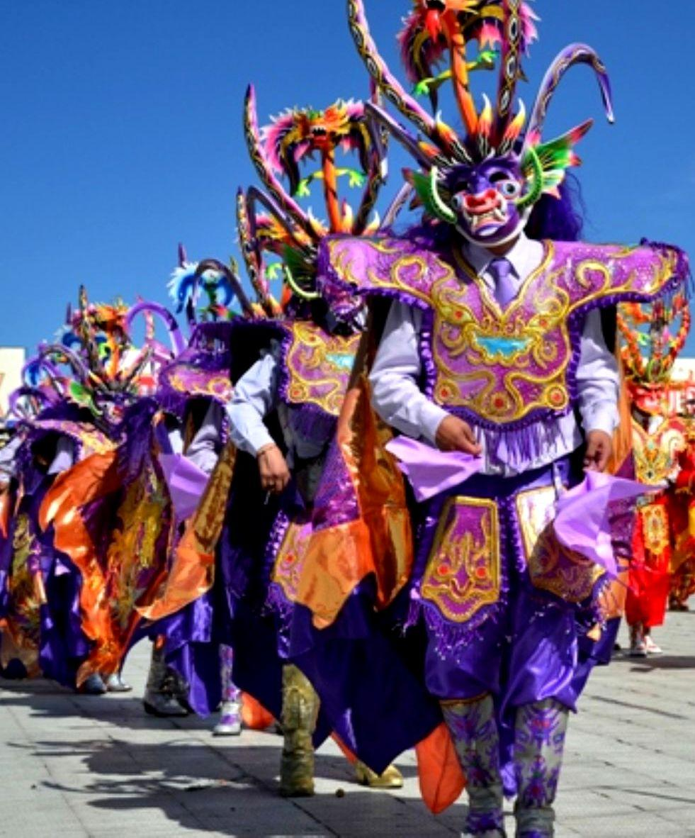 #UNESCO News! Das Fest der Virgen de #Candelaria in #Puno wurde zum #Weltkulturerbe erklärt! #Peru #Kultur http://t.co/A87308qXka