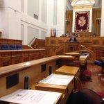 En debate sobre pobreza energética en las Cortes d CLM y ningún miembro del Gobierno de Cospedal presente en el Pleno http://t.co/4V6YsGmoX2