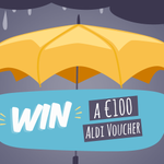 RT this image and you could win a €100 #Aldi voucher. #SingingInTheRain http://t.co/PynjVN9yPf