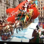I'm just gonna say this, I think it's time to let Mrs. Claus ride in the sleigh next to Santa, #MacysParade