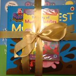 #FreebieFriday WIN a Peppa Pig prize bundle! Follow us & tweet us #PresentsFromParentdish before 5pm. Good luck! http://t.co/WOc4To1W3l