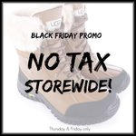Save the tax storewide today and tomorrow only! #heelboy #blackfriday #kingston #toronto #waterloo http://t.co/VyNgq9hYgd