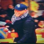 """@ETeaparty25: My buddy @coleswindell making @GSAthletics look good in NYC at the #MacysParade this AM. http://t.co/LpkmXWksse"" thanks bud"