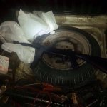 During an activity in Hebron, #IDF forces discovered a loaded sub-machine gun in a Palestinian car. http://t.co/gck1M7Pxuz