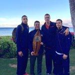 The three in-a-row club:  2012: Diamond Head Classic 2013: NIT Season Tip-Off 2014: Maui Invitational http://t.co/unKSmq54x6