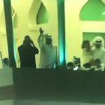 الأمير الوالد و الشيخة موزة من الديوان! 😩❤️ http://t.co/Z2ycGUoBEq