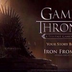 #GameOfThrones A @TelltaleGames Series Ep 1 #IronFromIce 12/2 PC/Mac; PS4 SCEA 12/3 Xbox One & 360; PS4 SCEE 12/4 iOS http://t.co/dpIwlib6nl