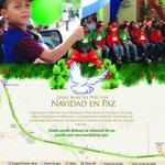 Los Hondureños estamos cambiando, demostremos este sábado que queremos una #NavidadEnPaz Te Esperamos! http://t.co/c9KZwekZtO