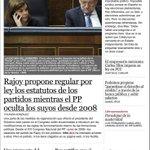 Portada INFOLIBRE 28N : la escoba #TodosContralaCorrupción Dimite Ana Mato #Madrid http://t.co/8H3VlqZgQC