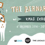 Our annual xmas exhibition with @lecooldublin is back. Launches next Thursday 4th December. 35+ artists http://t.co/dPIkRg5uj0