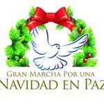 Este 29 de noviembre los invito a la Gran Marcha por una Navidad en Paz, comienza en el polideportivo de la UNAH 2pm http://t.co/e3yD0ST12g