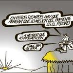 Viñeta de Forges del 28 de noviembre de 2014 #TodosContralaCorrupción Dimite Ana Mato #RajoyDimision http://t.co/TIhoSMwJJi