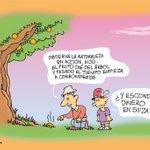 Viñeta de Erlich del 28 de noviembre de 2014 #TodosContralaCorrupción Dimite Ana Mato #RajoyDimision http://t.co/W0VQCctjBR