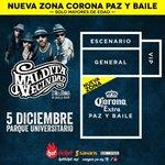 Aprovecha porque los boletos están volando! De venta en Saharis, Backstage y Hotticket.mx @MalditaVecindad #MTY http://t.co/vdBkz1MoOO