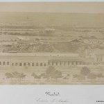 Primitiva estación de Atocha (#Madrid) / Año:1860? / Foto:J. Laurent / vía @BNE_biblioteca http://t.co/un8xzukQdB http://t.co/3q2AwsNUCD
