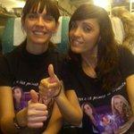 Mami Yoli y Mami Ale camino de Guadalix con 2 de las mejores amigas de las primis, vamos que Mi Yoli debe quedarse! http://t.co/zjhH4LKwDy