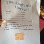 See my family just do too damn much 😤😤😤  programs at thanksgiving dinner http://t.co/yMsqZ6SrXg