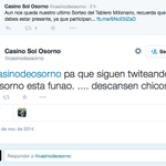 No es primera vez que el @casinodeosorno insulta a #Osorno y su gente @soyosorno http://t.co/hHRwD9G61f http://t.co/SFv5Mh0Eef