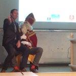 Sinterklaas rijdt ook de McCoy Synergy sessie niet voorbij :-) #SimplyKlaas http://t.co/qhhpmFSL2W