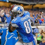 Calvin Johnson now has the most TDs (8) on Thanksgiving in NFL history! http://t.co/iLW9QTy6xf