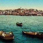 يا طيب العود الي #يافا صورة تعود الى شاطئ #يافا 1902 , ملونة بالصبغ اليدوي #smcpal http://t.co/SzxM4RORmS
