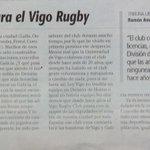 Somos la única ciudad en Galicia que no lo tiene #campoderugbyenVigo #vigo #galicia #vamosVigo http://t.co/DDlrMVE0dK