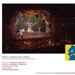 """Invitamos a las presentaciones de la Ópera """"La Muerte pies ligeros"""" en @TeatroMAlcala @GabinoCue #Oaxaca http://t.co/3iuYbRKSZ4"""