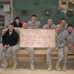 #HappyThanksgiving to all #UStroops - Take a minute to RT to thank a #Veteran and our #Troops for their sacrifice!! http://t.co/C7CqQWPBXE
