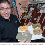 The astronauts on the ISS will be having Thanksgiving dinner too http://t.co/8Od1RZ7Yu0