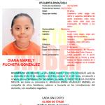 RT @AAMBER_oaxaca: Se activa #alertaamber por no localización de niña DIANA MARELY PUCHETA GONZÁLEZ de 8 años #Oaxaca http://t.co/kVkEt2XfbQ