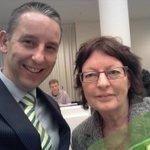 De fractie van Groep de Mos / Ouderen Partij heeft weer een uitbreiding. Marijke Meyers gefeliciteerd!! #hgr #raad070 http://t.co/mhVcwcQxF2
